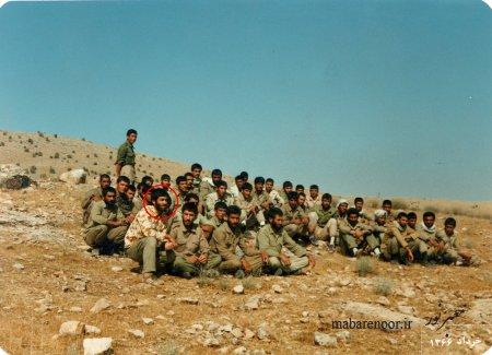 تعدادی از شهدای تخریبچی استان لرستان