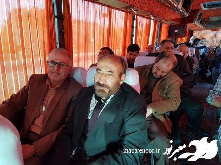 مراسم سی امین سالگرد شهادت فرمانده دلاور تخریبچی شهید علیرضا عاصمی در شهرستان کاشمر